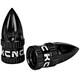 KCNC Valve Caps Presta SV black